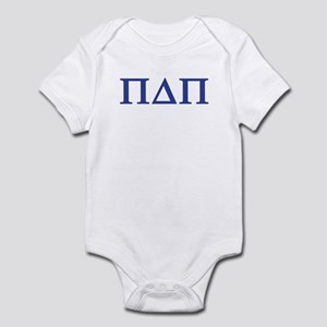 Pi Delta Pi Homecoming Infant Bodysuit