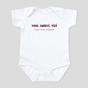 Veni. Natavi. Vici. Infant Bodysuit