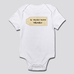 'Chandler's New Address' Infant Bodysuit