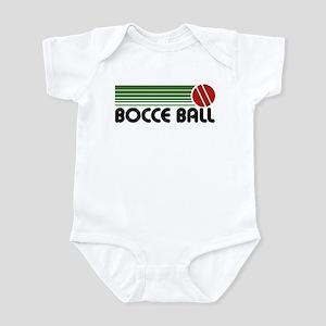Bocce Ball Infant Bodysuit