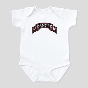 3D Ranger BN Scroll Infant Bodysuit