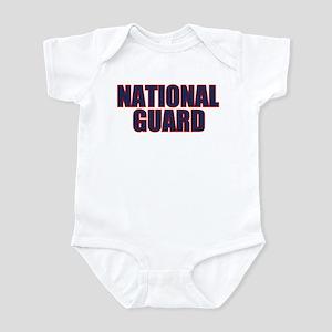 NATIONAL GUARD Infant Creeper