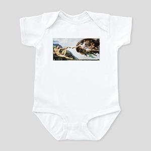 Creation of Adam Infant Bodysuit