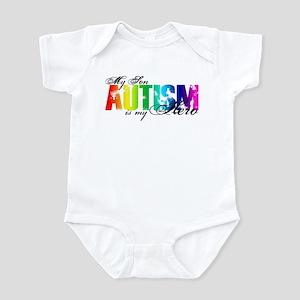 My Son My Hero - Autism Infant Bodysuit