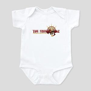 The Freebootaz Logo Infant Bodysuit