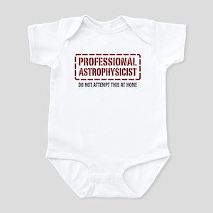 Professional Astrophysicist Infant Bodysuit