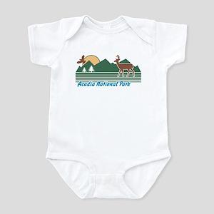 Acadia National Park Infant Bodysuit