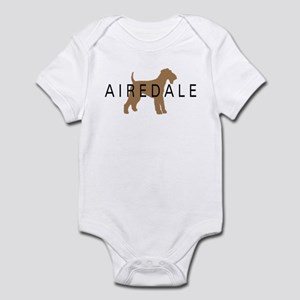 Airedale Infant Bodysuit