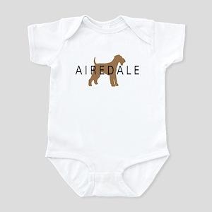 Airedale Infant Bodysuit