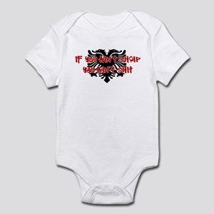 If You Ain't SHQIP ... Infant Bodysuit