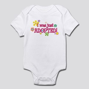 Just adopted 44 Infant Bodysuit
