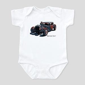 Rat Rod1 Infant Bodysuit