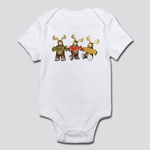 Moose Joy Infant Bodysuit
