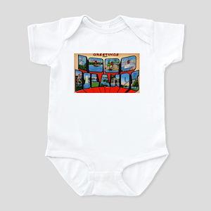 1000 Islands New York Infant Bodysuit