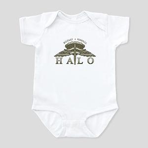 Halo Badge Infant Bodysuit