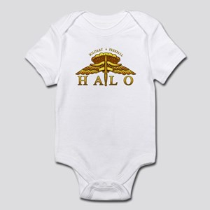 Golden Halo Badge Infant Bodysuit