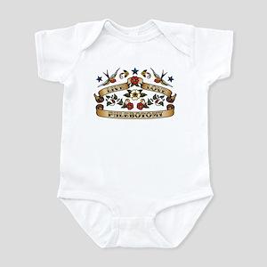 Live Love Phlebotomy Infant Bodysuit