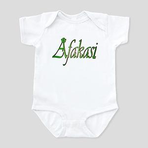Afakasi Infant Bodysuit