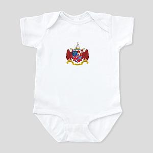 ALABAMA SEAL Infant Bodysuit