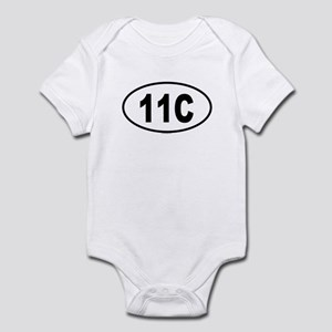 11C Infant Bodysuit