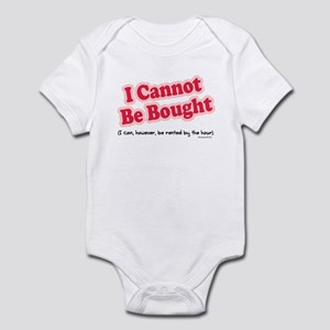 Can't Be Bought! Infant Bodysuit