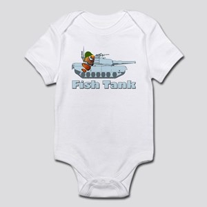 Fish Tank Infant Bodysuit