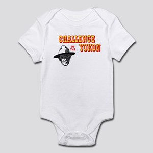 Challenge of the Yukon Infant Bodysuit