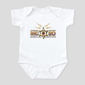 MCSO Radio Posse Infant Bodysuit