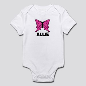 Butterfly - Allie Infant Bodysuit