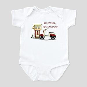 100 mpg Infant Bodysuit