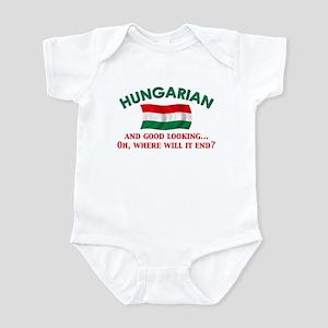 Good Lkg Hungarian 2 Infant Bodysuit