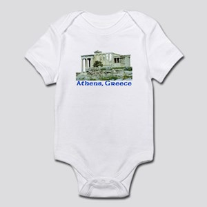 Athens, Greece (Acropolis) Infant Bodysuit