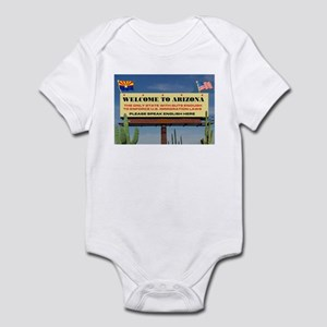 THANK YOU ARIZONA Infant Bodysuit