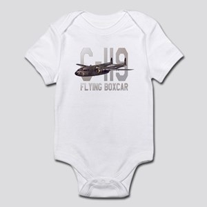 C-119 Flying Boxcar Infant Bodysuit