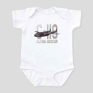 C-119 Flying Boxcar Infant Bodysuit