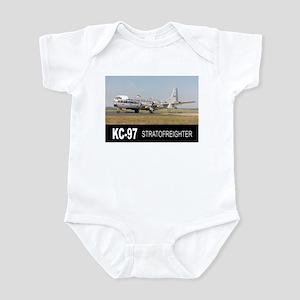 KC-97 STRATOFREIGHTER Infant Bodysuit