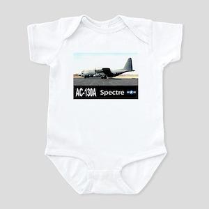 C-130 SPECTRE GUNSHIP Infant Bodysuit