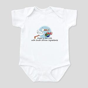 Stork Baby South Africa USA Infant Bodysuit