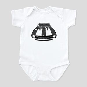 67 Camaro Infant Bodysuit