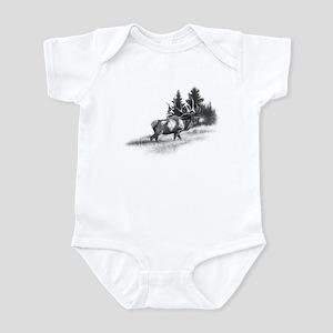 Elk Infant Bodysuit
