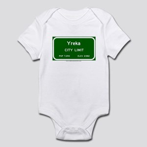 Yreka Infant Bodysuit