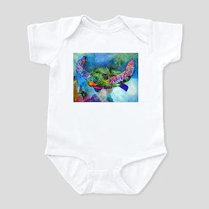 Sea Turtle Infant Bodysuit