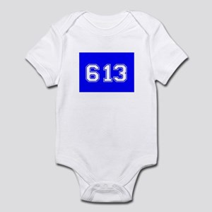 Jewish 613 Infant Bodysuit