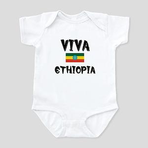 Viva Ethiopia Infant Bodysuit