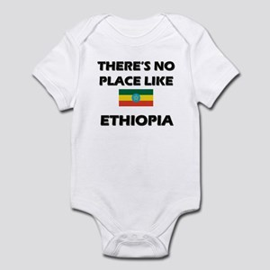 There Is No Place Like Ethiopia Infant Bodysuit
