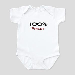 100 Percent Priest Infant Bodysuit