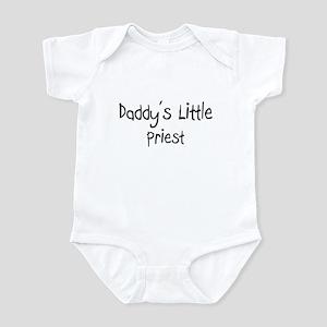 Daddy's Little Priest Infant Bodysuit