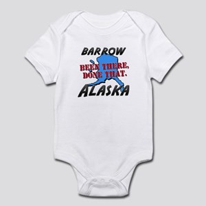 barrow alaska - been there, done that Infant Bodys