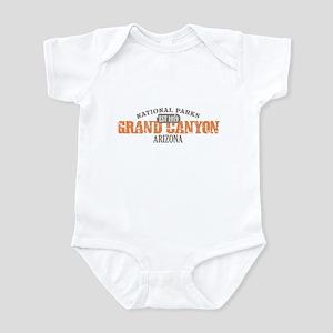 Grand Canyon National Park AZ Infant Bodysuit