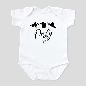 Kentucky Derby Icons Infant Bodysuit